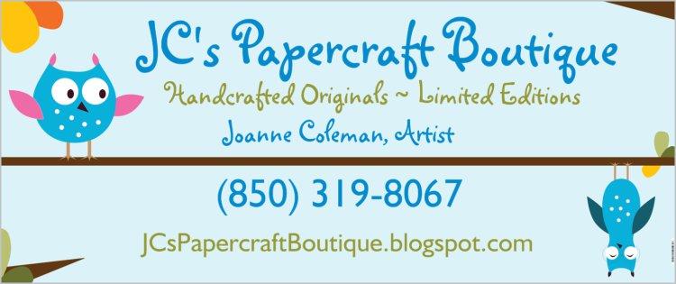 JC's Papercraft Boutique