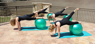 Pilates na Bola nos Esportes
