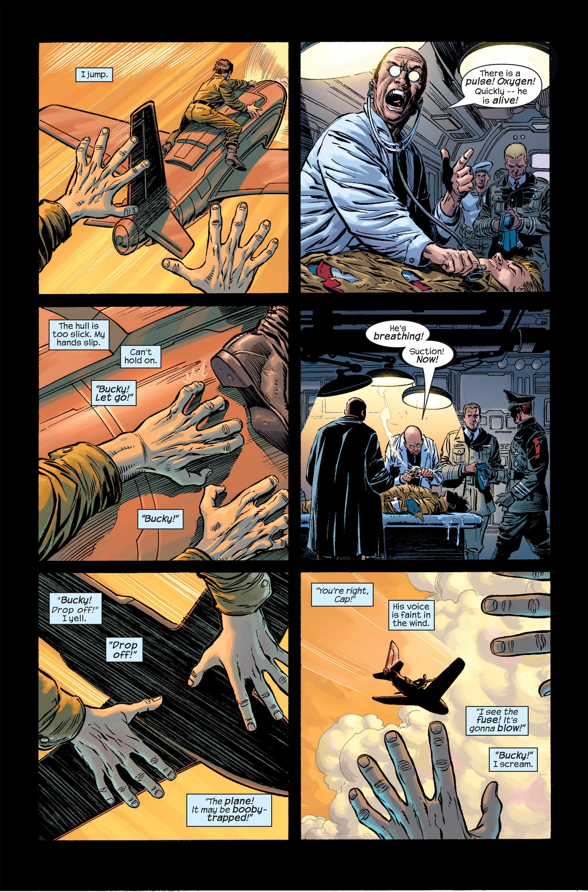 Captain America (2002) Issue #17 #18 - English 8