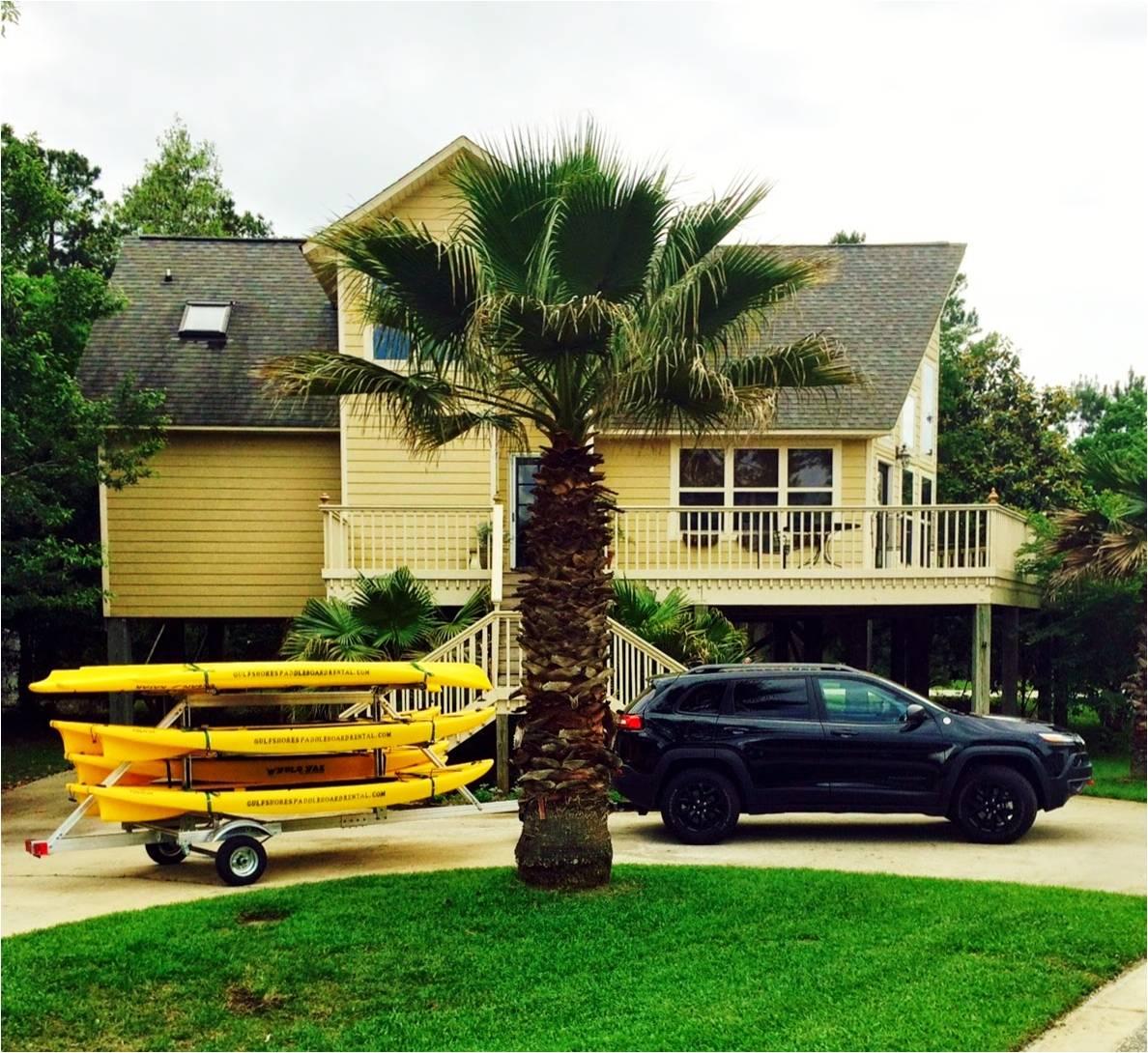 Perdido Key Fl Kayak: Pensacola Paddle Board Rental And Sales: Tandem Kayak