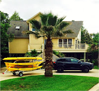 rent two-person kayak, two-man kayak, tandem kayak, double kayak in Pensacola, Perdido Key
