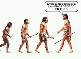 evoluCió o inVolució