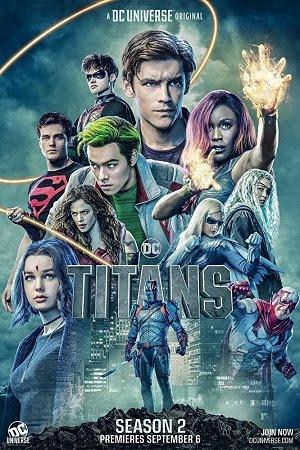 Titans S02 All Episode [Season 2] Complete Download Dual Audio [Hindi+English] 720p 480p WEB-DL