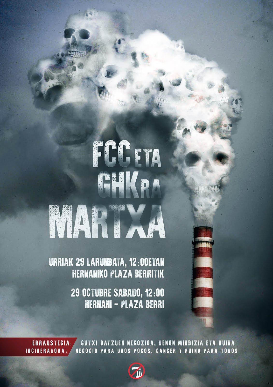 FCC eta GHKra MARTXA