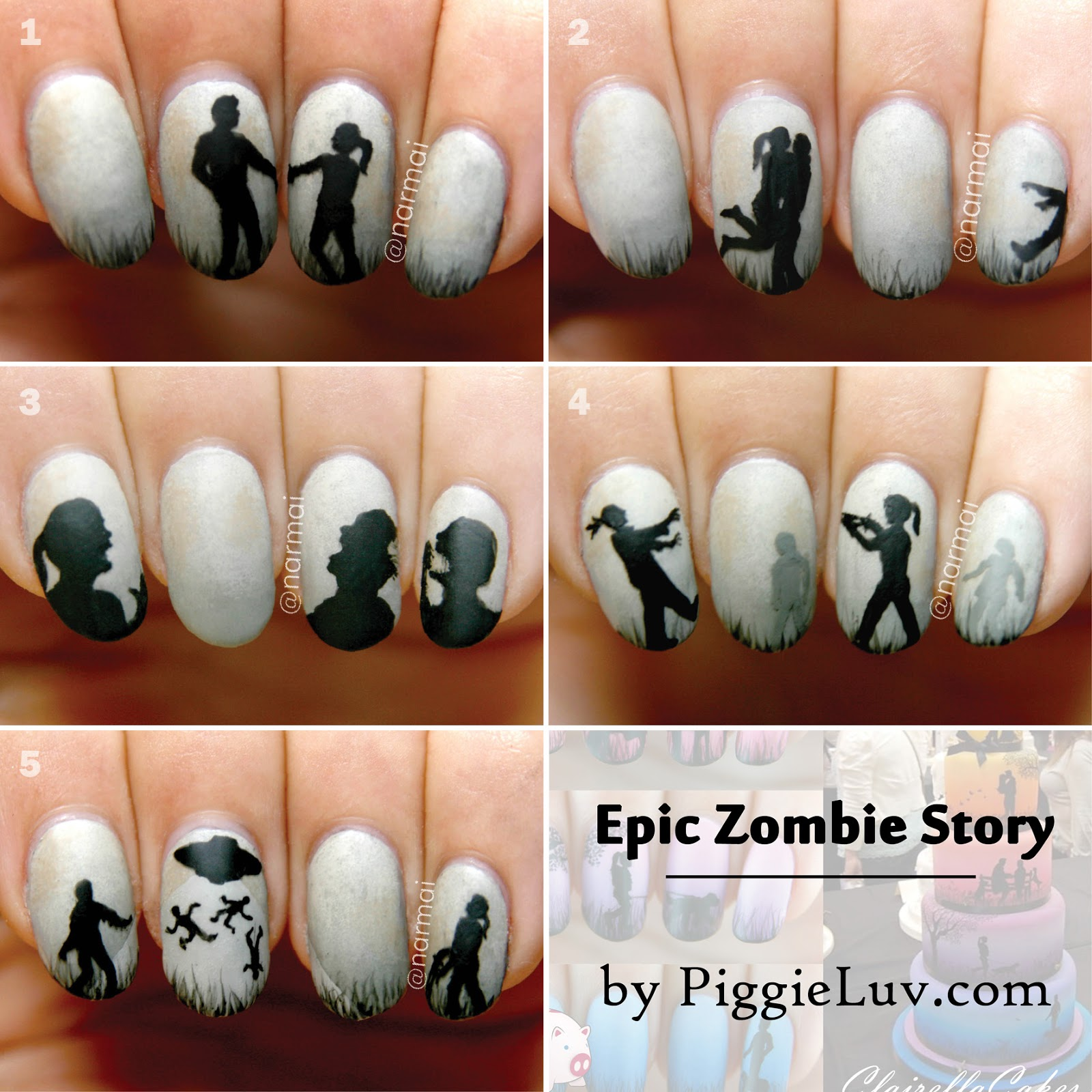 Epic Zombie Story