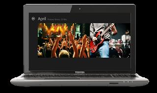 Notebook Toshiba Satellite P850-1009X