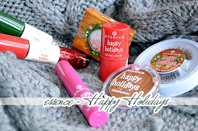 Review essence Happy Holidays LE
