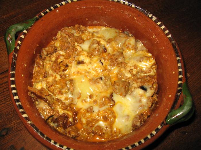Choriqueso | Comida Mexicana
