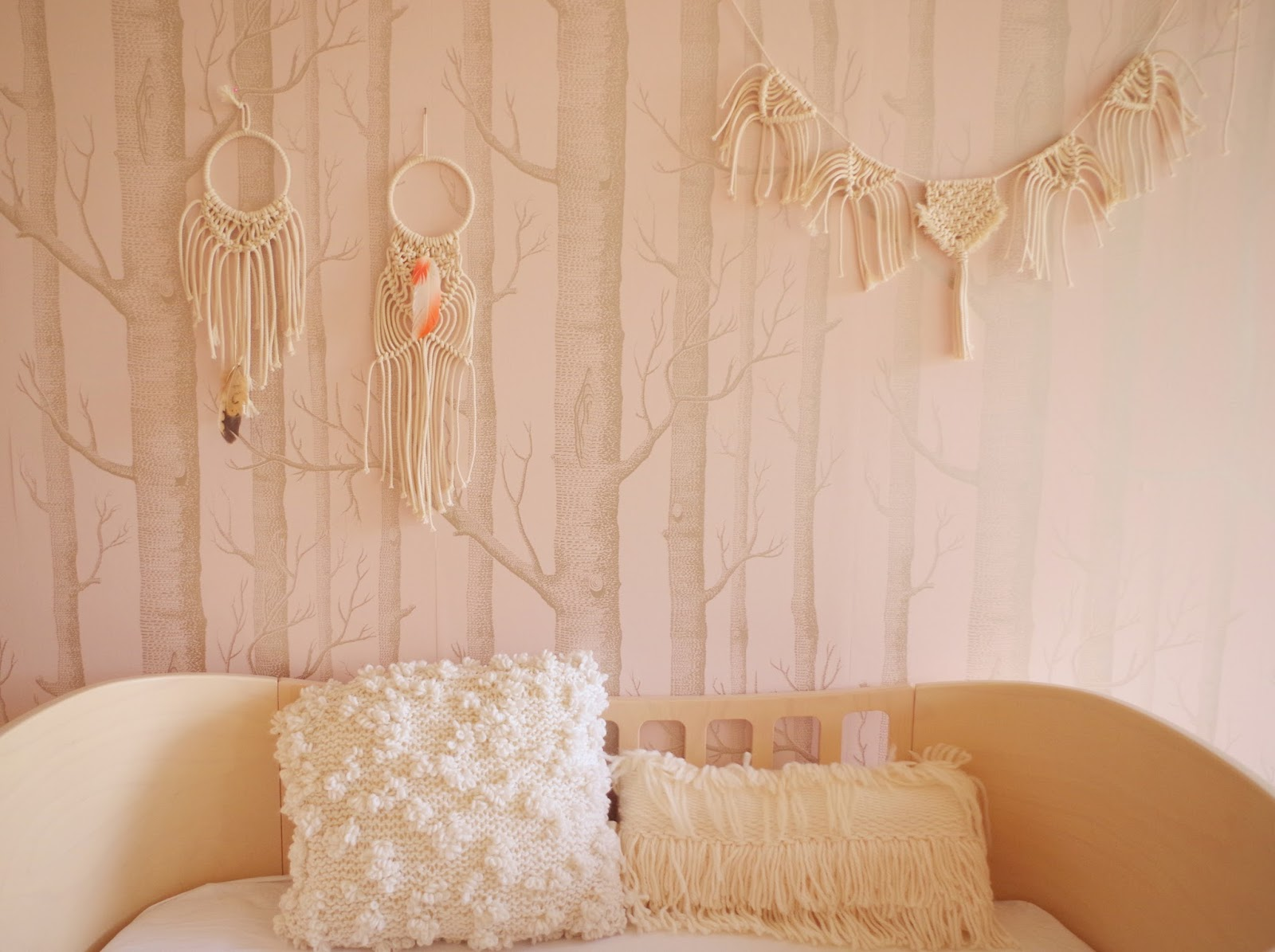 Caro inspiration notre collection attrape r ves bohom trie - Deco chambre attrape reve ...