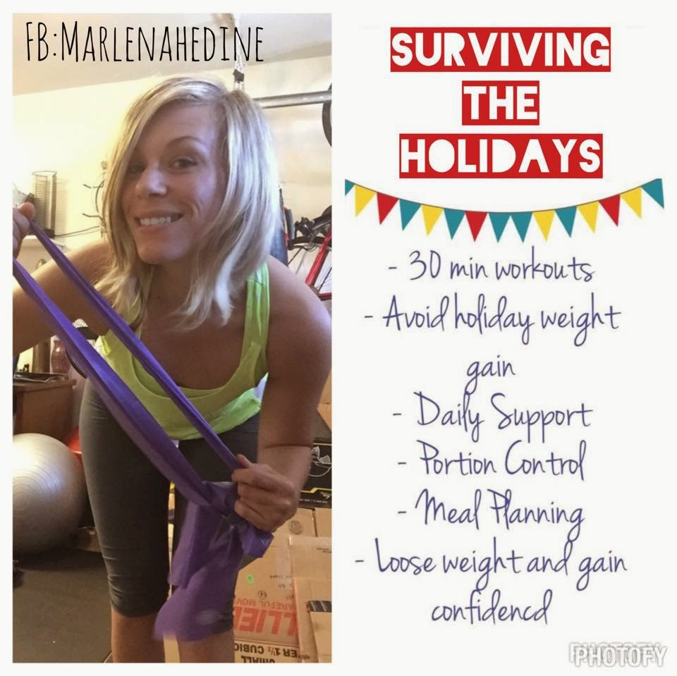 survive the holidays, beat the holiday weight gain