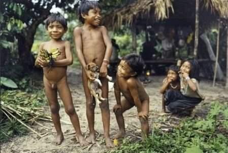Индейцы пираха – люди без стыда
