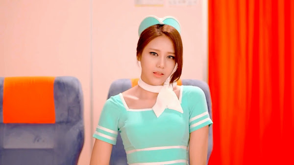 AoA Short Hair Hyejeong