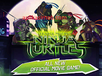 Teenage Mutant Ninja Turtles v1.0.0 Apk [Unlimited Money]