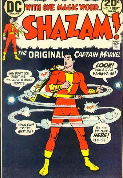 Shazam #5