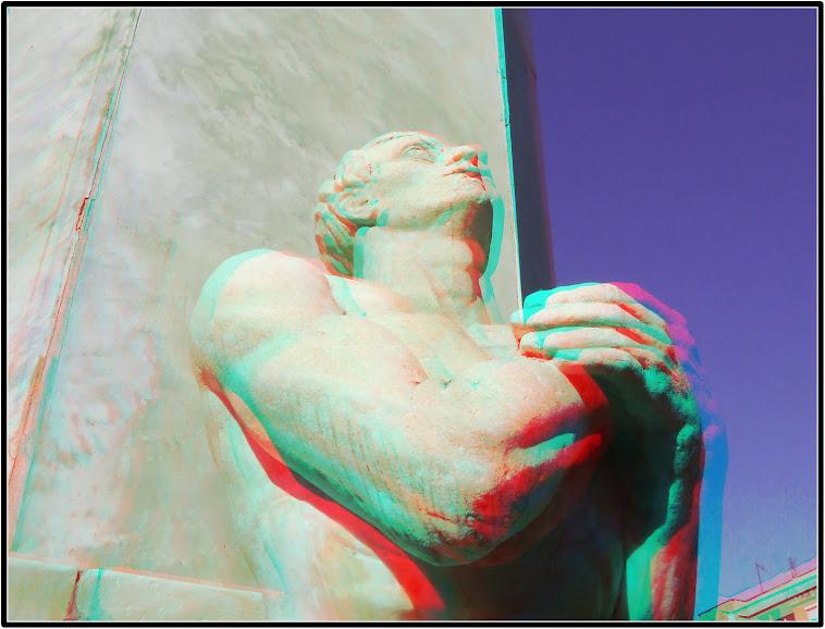 Detalj sa spomenika u Šapcu