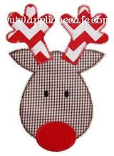 Zig Zag Reindeer