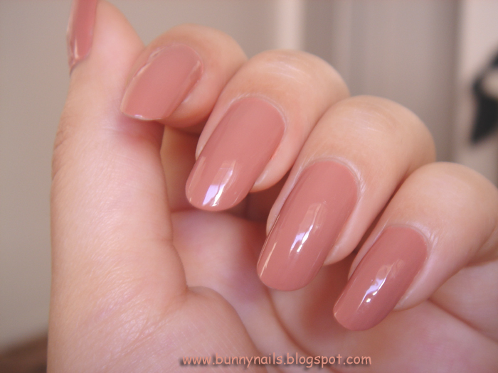 Bunny Nails: Jordana - Dusty Rose