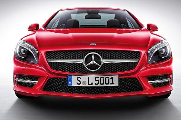 Gambar Mobil Sport - Foto Mobil Sport - Mercedes-Benz SL