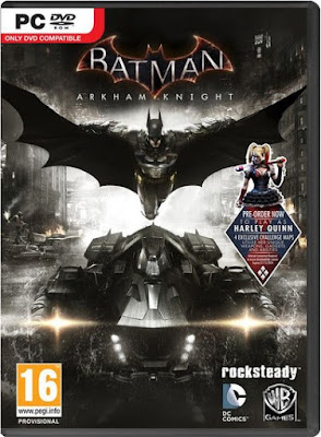Free Download Batman Arkham Knight Full Version Single Link  Windows 7 8 Ubuntu Steam