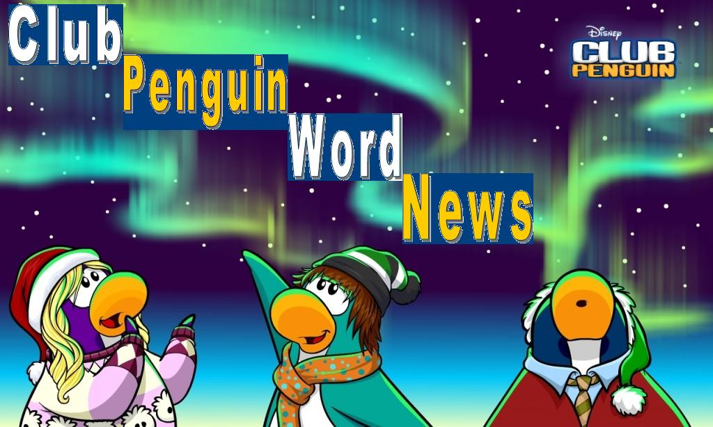 Club Penguin Word News