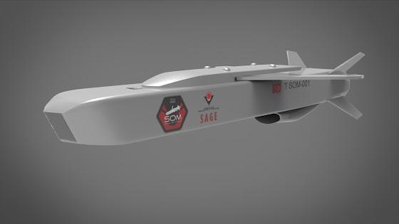SOM Missile
