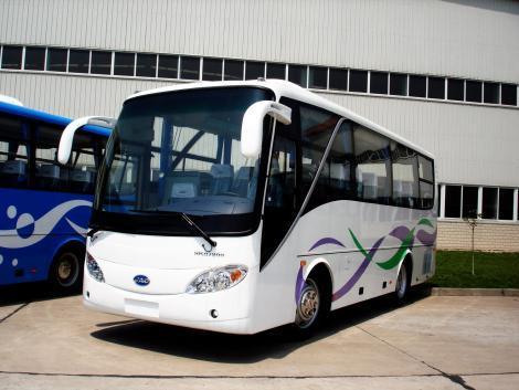 Xe du lịch Fusin JB35SL 35 chỗ