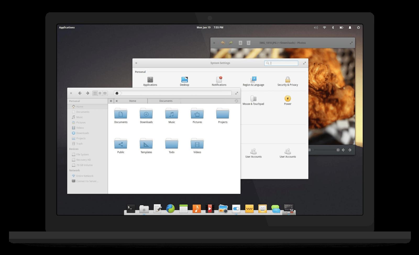 Elementary OS Freya beta 2, linux parecido a mac