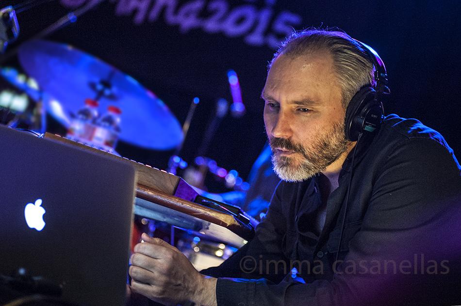 Reid Anderson amb Jeff Ballard 'Fairgrounds', Nova Jazz Cava, Terrassa 7-3-2015