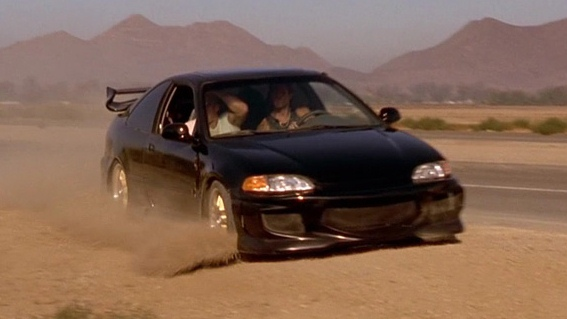 Civic The Fast And The Furious