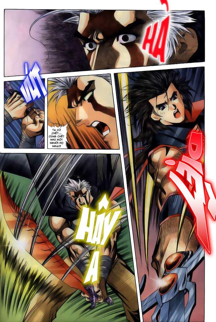 Kiếm Hồn - Sword Soul chap 63 - Trang 22