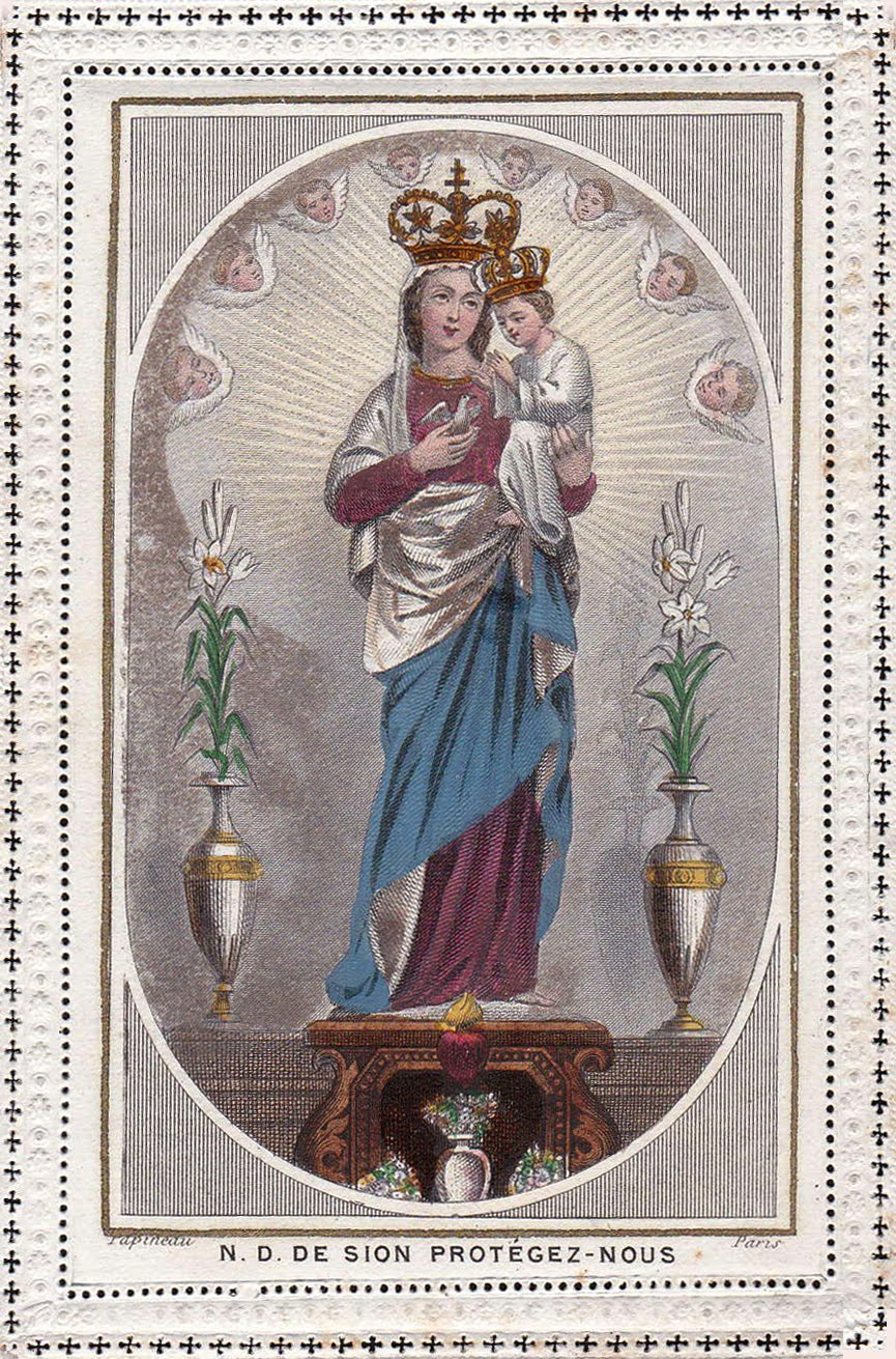 Our Lady of  Zion