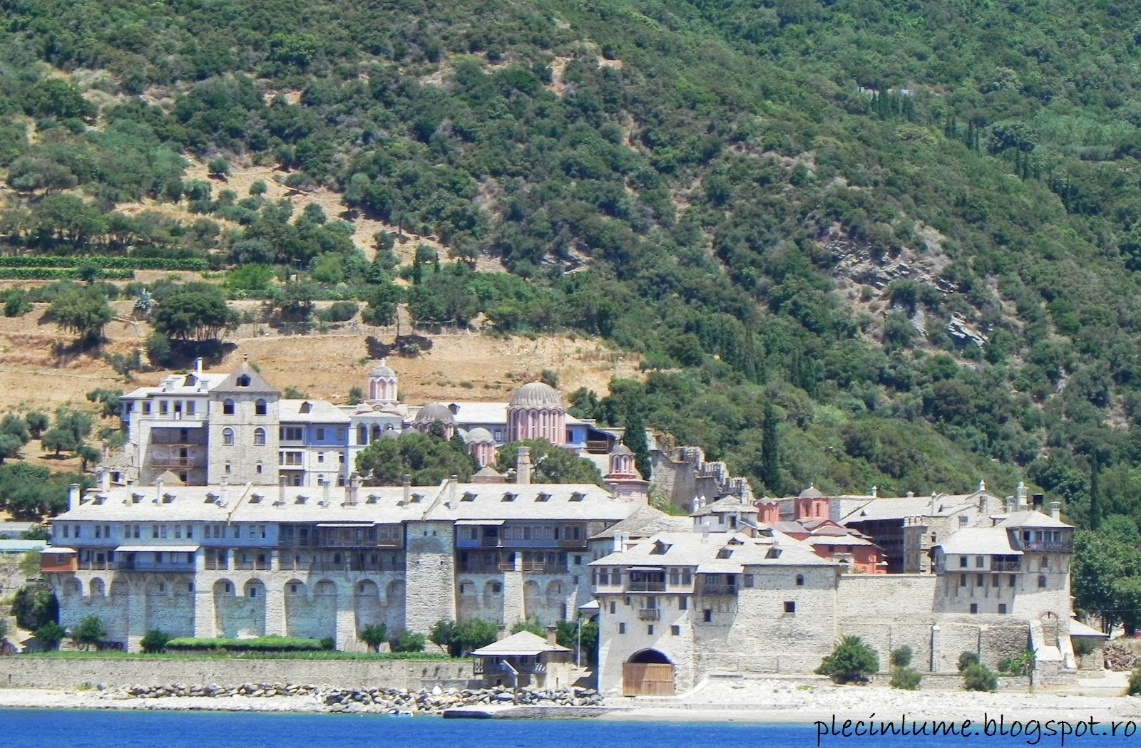 Manastirea Xenofontos
