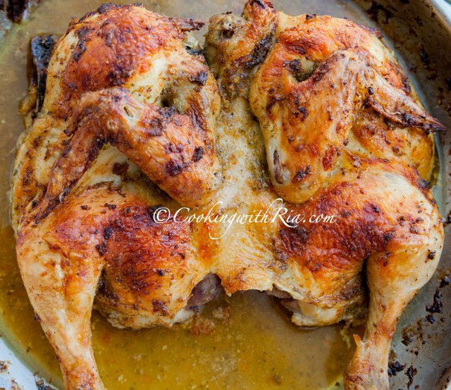 how to cook baked chicken jamaican style
