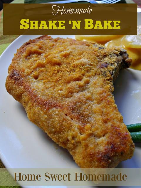 Homemade Shake 'n Bake