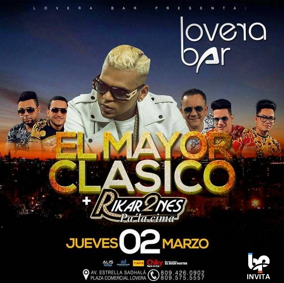 / / / El Mayor Clasico En Lovera Bar / / /