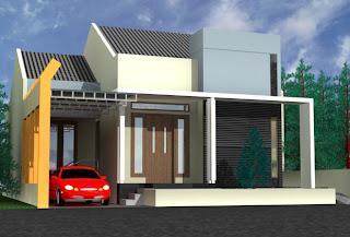 Gambar Rumah Minimalis 1 Lantai v3
