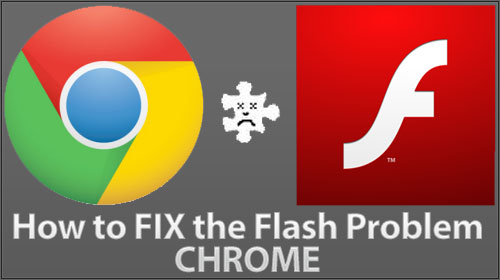 flash crashing chrome