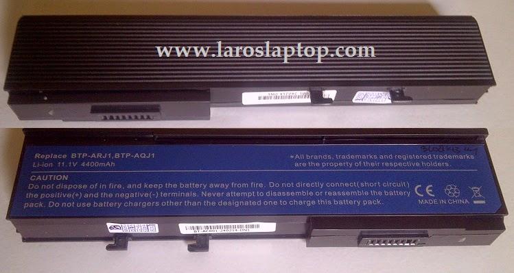 Harga Baterai Laptop acer 2920