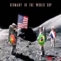 Alemanha destruindo os adversários com um grande final