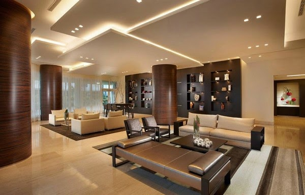 False Ceiling adds True Charm