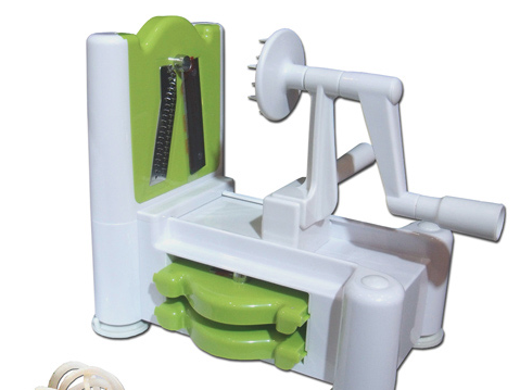 Shop Naturally Vegetable Turning Slicer REVIEW