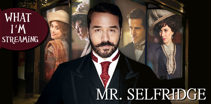 Masterpiece's Mr.Selfridge