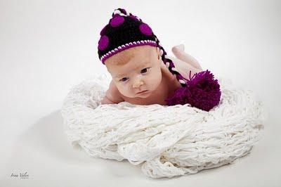Детские вязаные шапочки на заказ купить фото