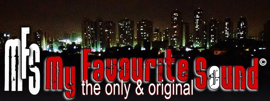 My Favourite Sound© The Only & Original™ Web Radio
