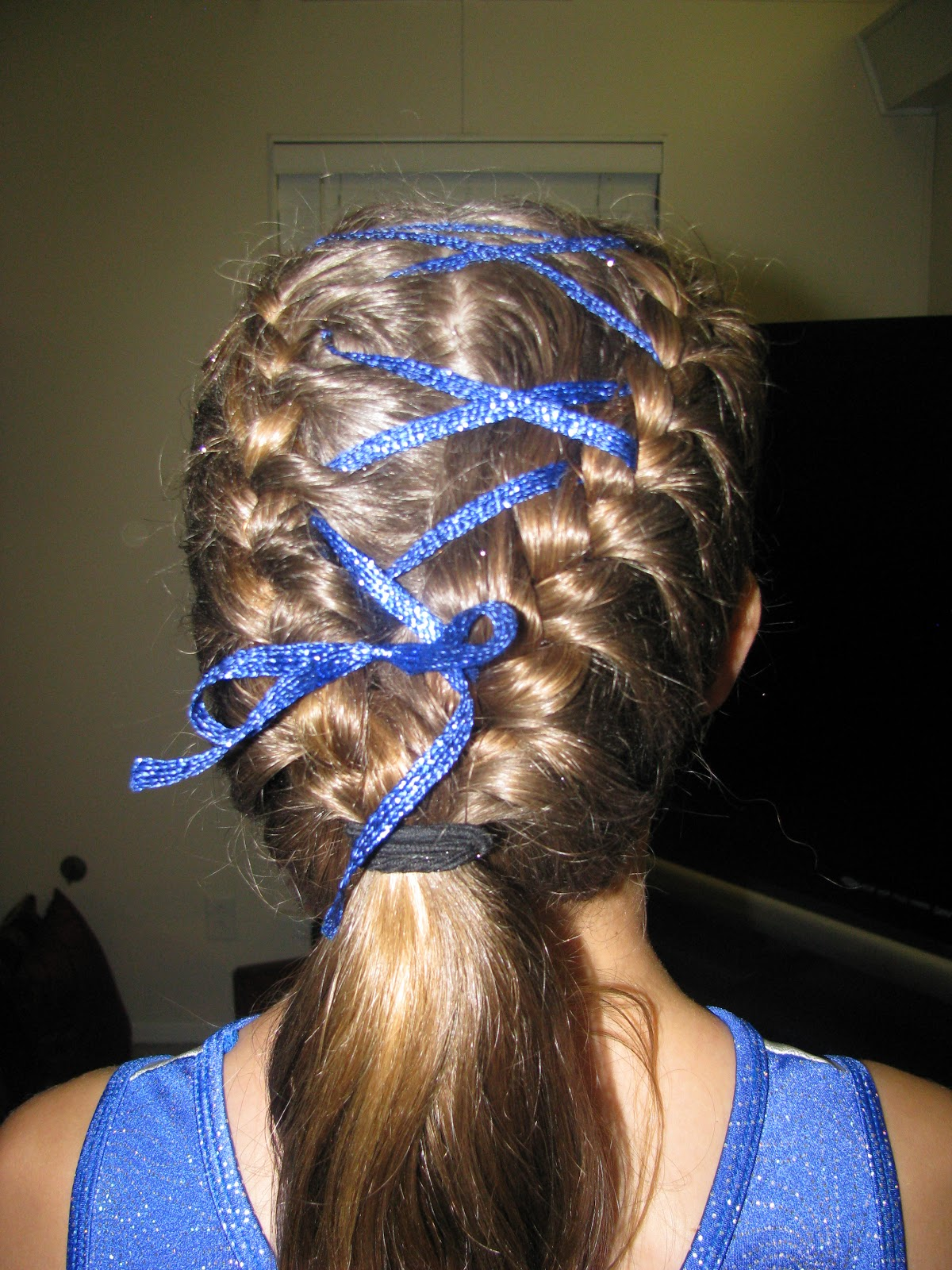 and gymnastics meet hairstyles