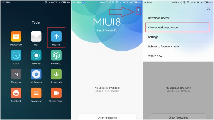 How to Update official MIUI 9 on Redmi Note 3