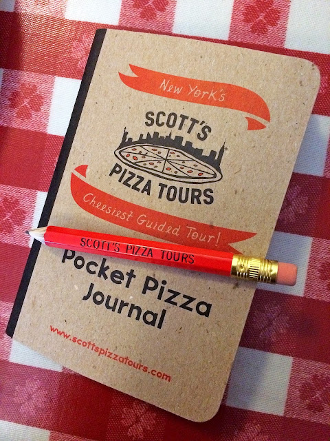 Scott's NYC Pizza Tours - walking & bus tours in all of the boroughs in NYC