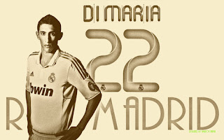 Angel Di Maria Wallpaper 2011 5