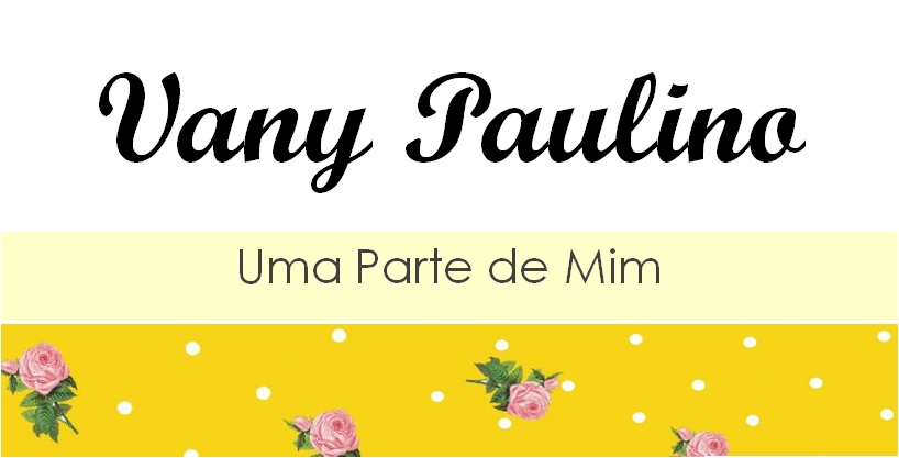 Vany Paulino - Uma Parte de MIm