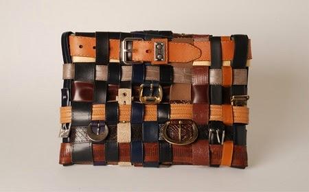 Ideas para Reciclar Cinturones